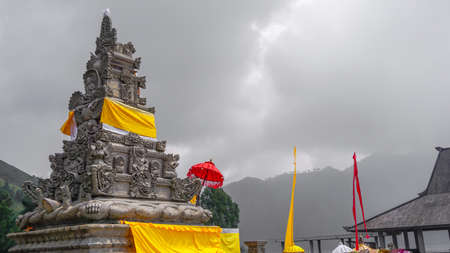 the temple of bromo