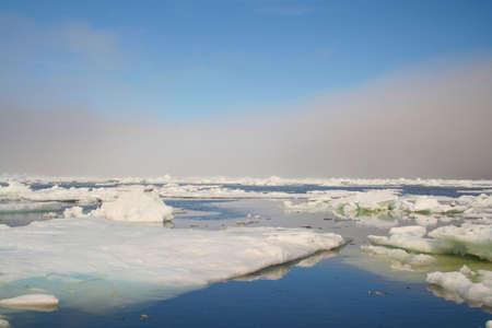 melting ice: Calentamiento Global - El deshielo Ollas
