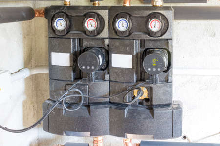 circulation: Circulation pump energy-saving