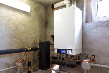 condensing: Condensing gas boilers