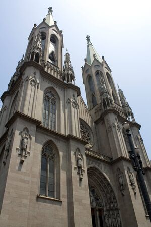 archtecture: Gothic Cathedral