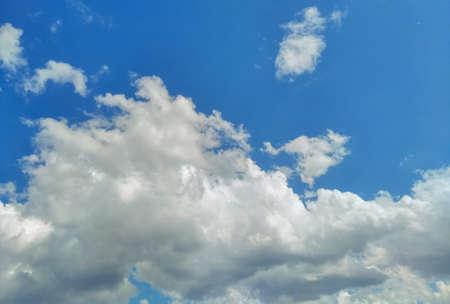 Clouds Blue sky Clouds cape Background