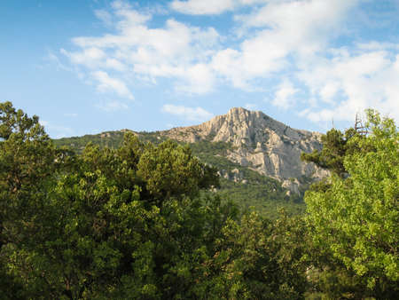 Mountain Landscape Scenery Outdoor
