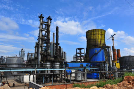 coking: Coking plant