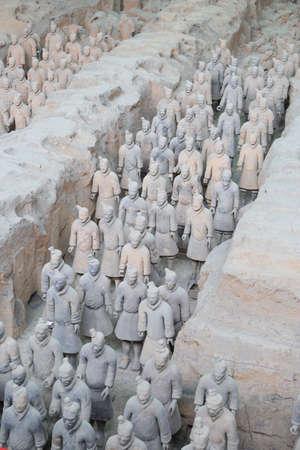 mausoleum: Mausoleum of the First Qin Emperor
