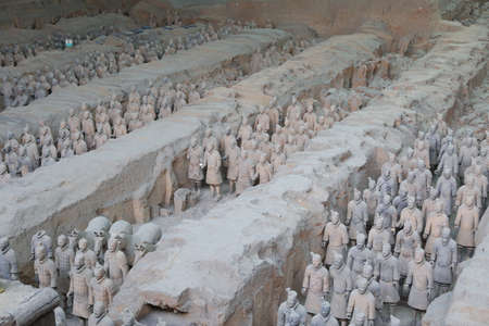 qin: Mausoleum of the First Qin Emperor