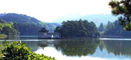 humanities: Lushan scenery