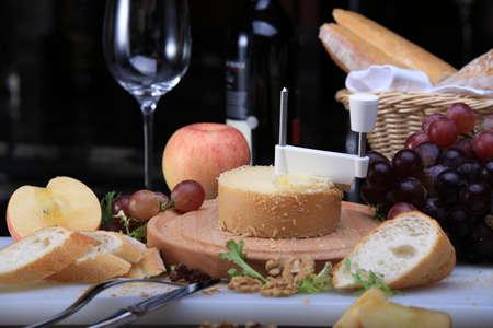 bourgeoisie: Tete de Moine cheese