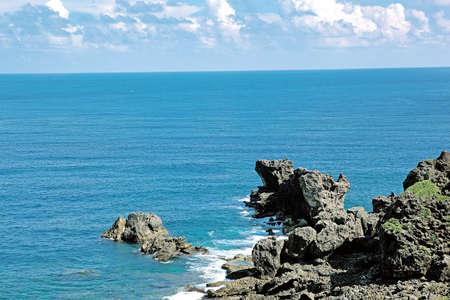coastline: The coastline