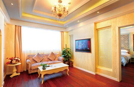 living: Interior of living room