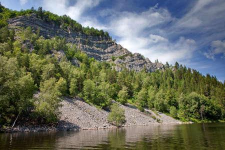 hillside: The hillside Stock Photo