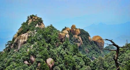 xing: Mountain Stock Photo