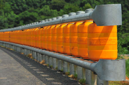 barrier: Crash barrier