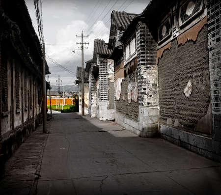 alley: Ancient alley