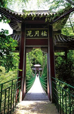 dangling: Dangling Bridge