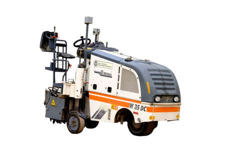 machinery: Construction machinery