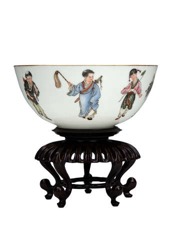 eight: Eight Immortals Bowl