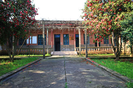Courtyard Redakční