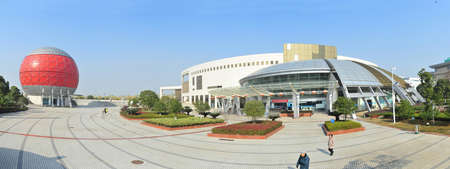venues: Jiangxi provincial science and Technology Museum Editorial