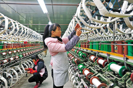textile industry: The textile industry Editorial
