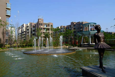 residential: Residential district