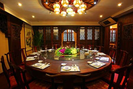 luxuries: Chinese restaurant
