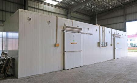 The freezer Foto de archivo