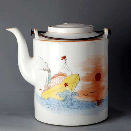 humanities: Tea pot