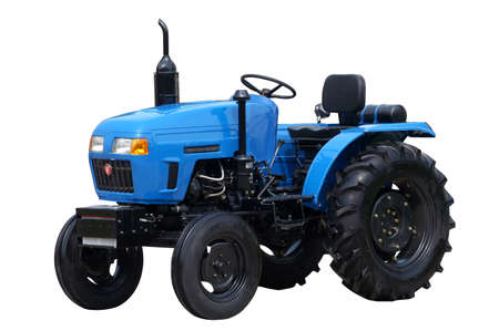 mechanization: Tractor Editorial