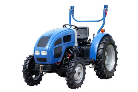 mechanization: Tractor Stock Photo