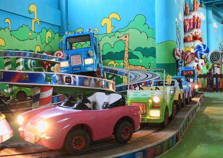 theme park: Children Playground at Wanda cultural theme park