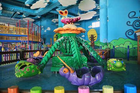 Children Playground at Wanda cultural theme park