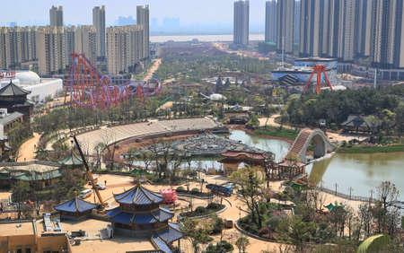 Wanda cultural theme park