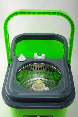 necessities: Mop bucket