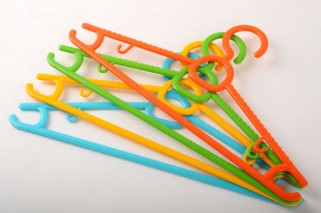 Consumables: hanger Stock Photo