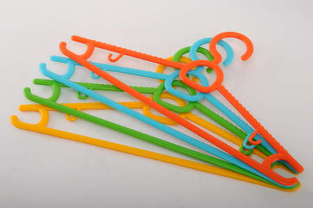 necessities: hanger Stock Photo