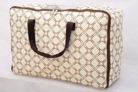 necessities: Storage bag Stock Photo