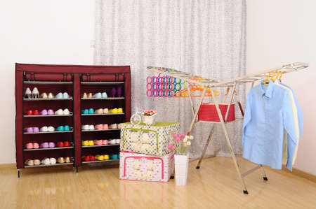 daily room: Shoe cabinet