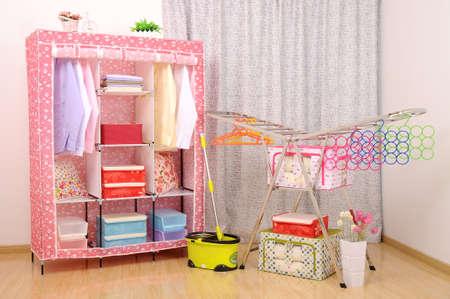 necessities: wardrobe