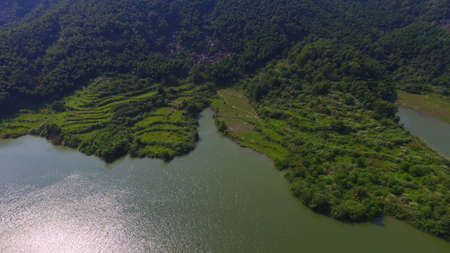 Nature landscape scenery
