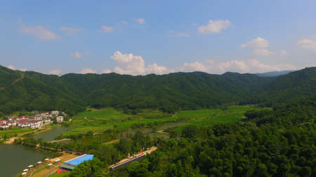 farming area: Meiling Scenic Area