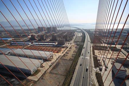 Jiujiang Yangtze River Bridge