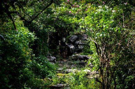 Ancient Post Road Фото со стока