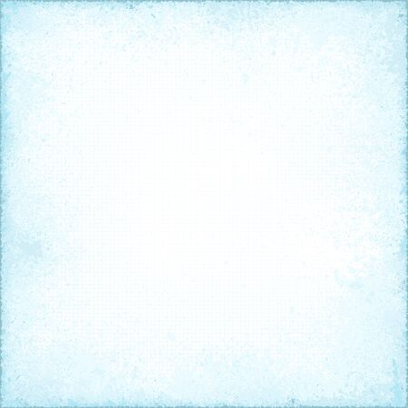 scatters: Light blue square shaped vector texture. Clipping masks and gradient mesh used. No transparency.