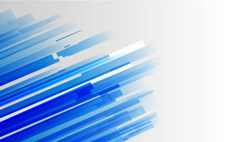 Blue straight lines abstract background, vector illustration Stock fotó - 100696439
