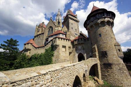 burg: Castle  Burg Kreuzenstein