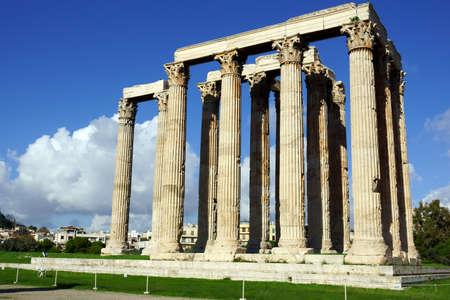 olympian: Temple of Olympian Zeus
