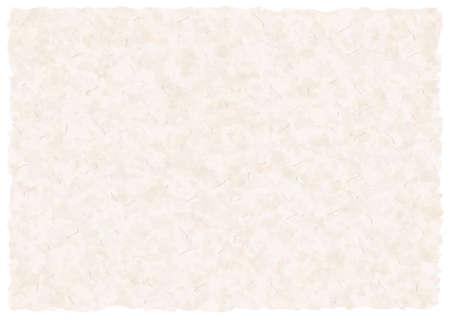 Japanese paper textured background, vector illustration.