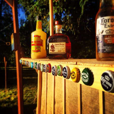 tiki bar: Tiki Bar