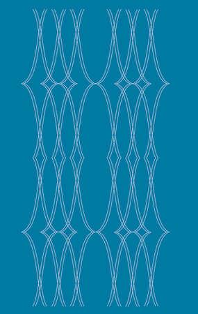 edwardian: Edwardian Seamless Background wallpaper pattern vector.